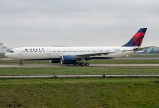 F-WWYV / N409DX Airbus A330-941 Delta s/n 1983 - First flight * Toulouse Blagnac 2021 *