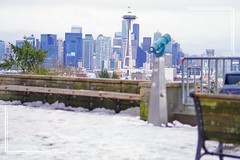 The Space Needle, Seattle WA