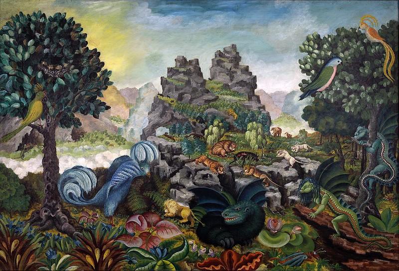 Teofil Ociepka - Great Jungle, 1959