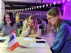 Language cafe, 2021