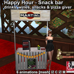 Happy Hour snack bar (giver)