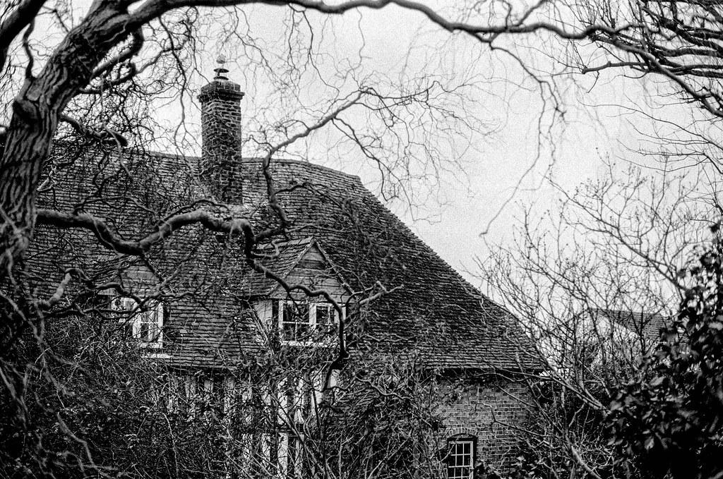 Minnis Road house, Birchington-on-Sea, Kent (OM-1)