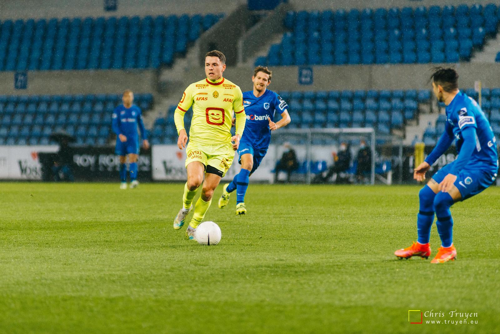 KRC Genk - KV Mechelen - BvB(4-1)