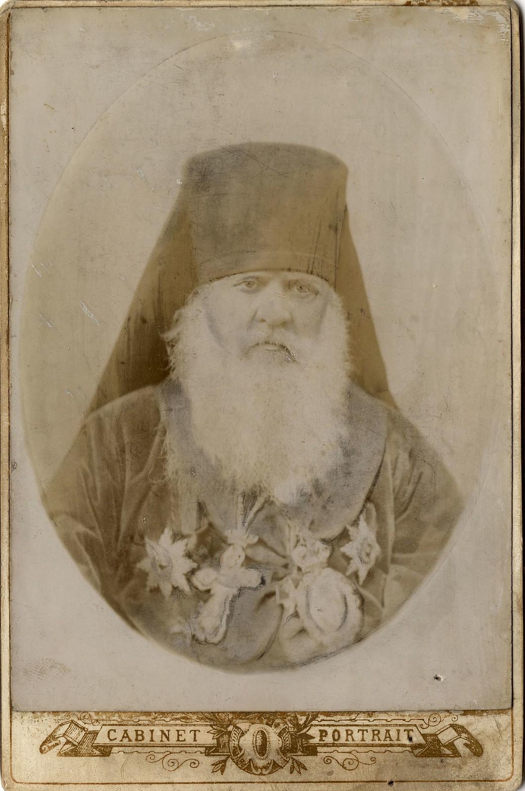 1890. Якутский епископ Мелетий