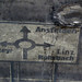 """A snippet of the """"Site of Death March"""" mural by Edward Burtynsky within the National Holocaust Monument in Ottawa, Ontario"""