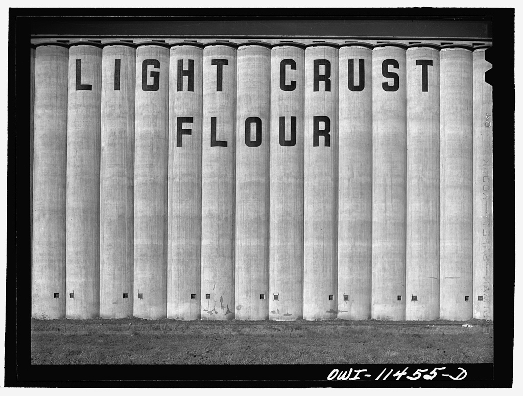 Amarillo, Texas. Grain elevator (LOC)
