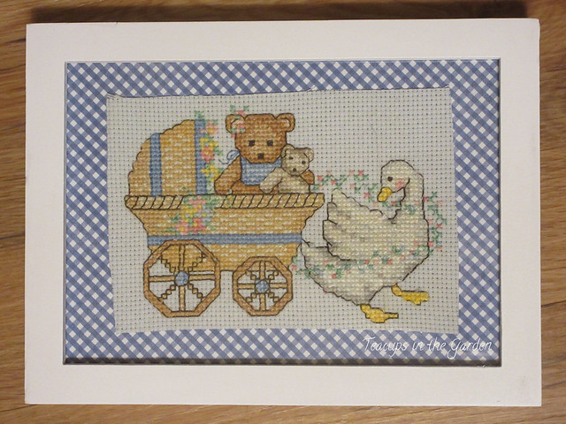 3-Baby Cross Stitch