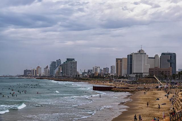 Winter in Tel Aviv