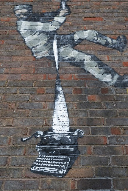 Banksy Reading Prison Escape