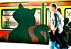U-Bahn (cat)