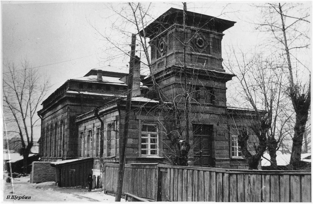 1975. На улице Карла Либкнехта