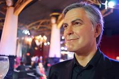 George Clooney, Musée Grevin, Sony A99, Montréal, 3 octobre 2018 (162)