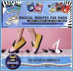 A complete comprehensive piano and keyboard curriculum! A lifestyle for the piano hobbyist.