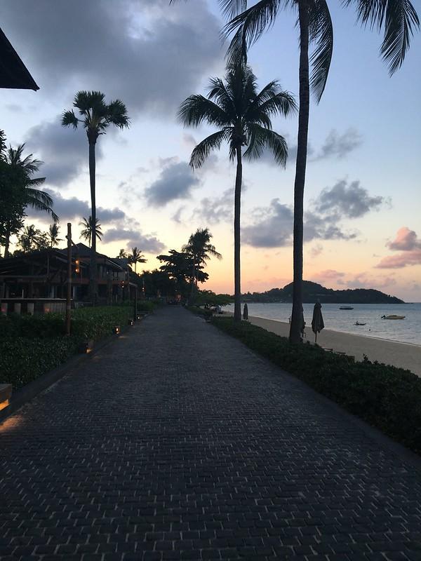 bophut sunset