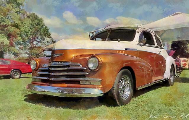 '48 Chevy Fleetmaster