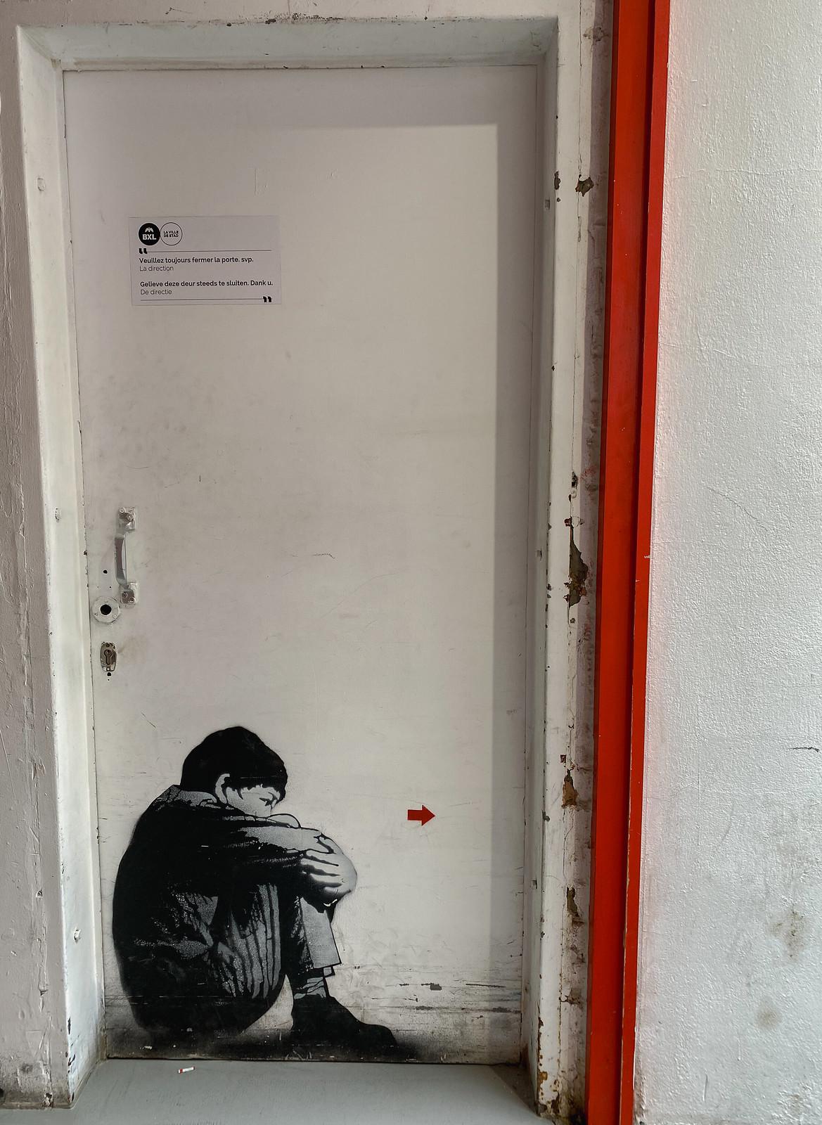 Kid by Jef Aérosol