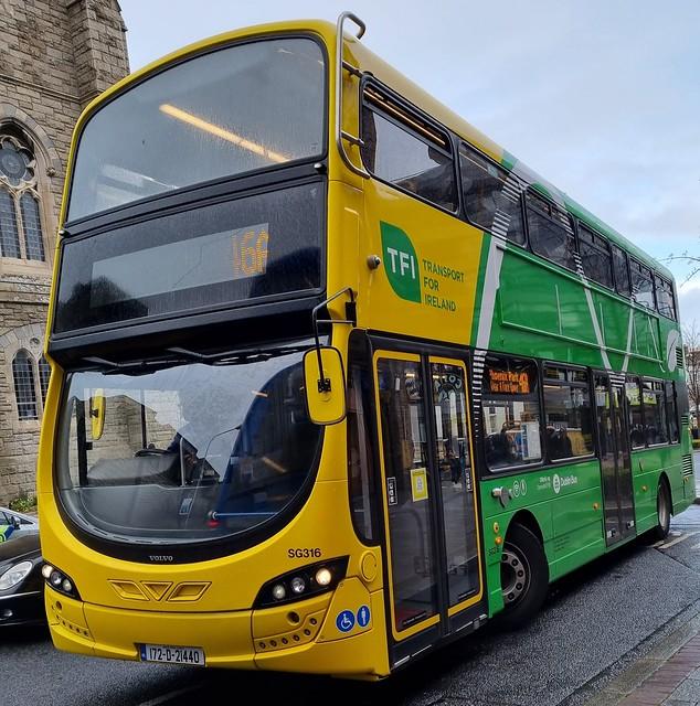 Dublin Bus SG 316