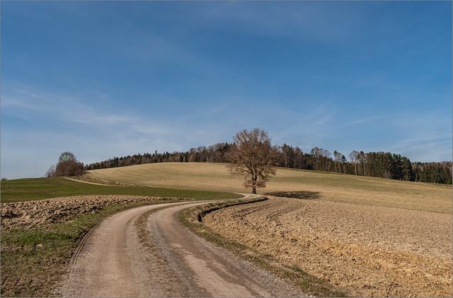 Wandern zwischen Rott und Inn   /  Hiking between the Rott and Inn rivers