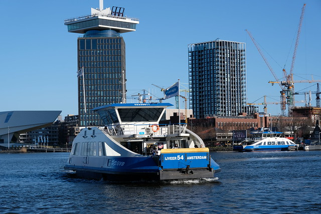 Amsterdam Ferries