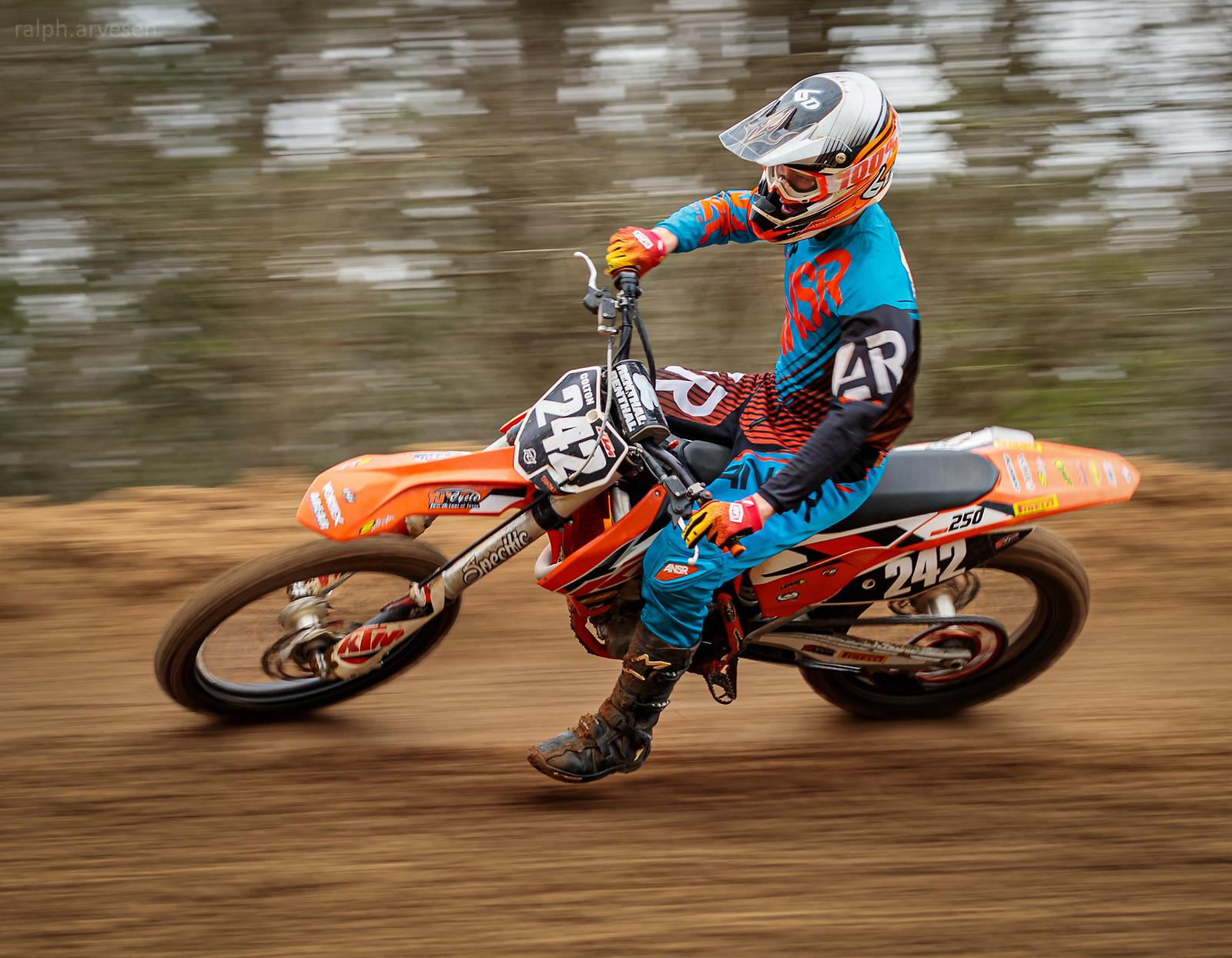 Motocross | Texas Review | Ralph Arvesen
