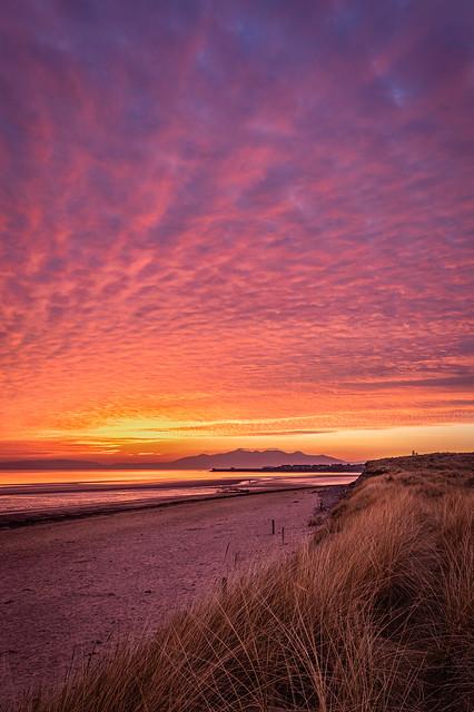 Stevenson Sunset