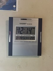 $15 clock