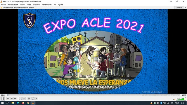 Expo ACLE 2021 en Formato Online