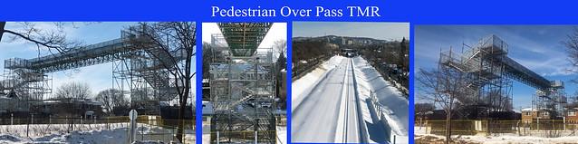 Pedestrian Over Pass TMR