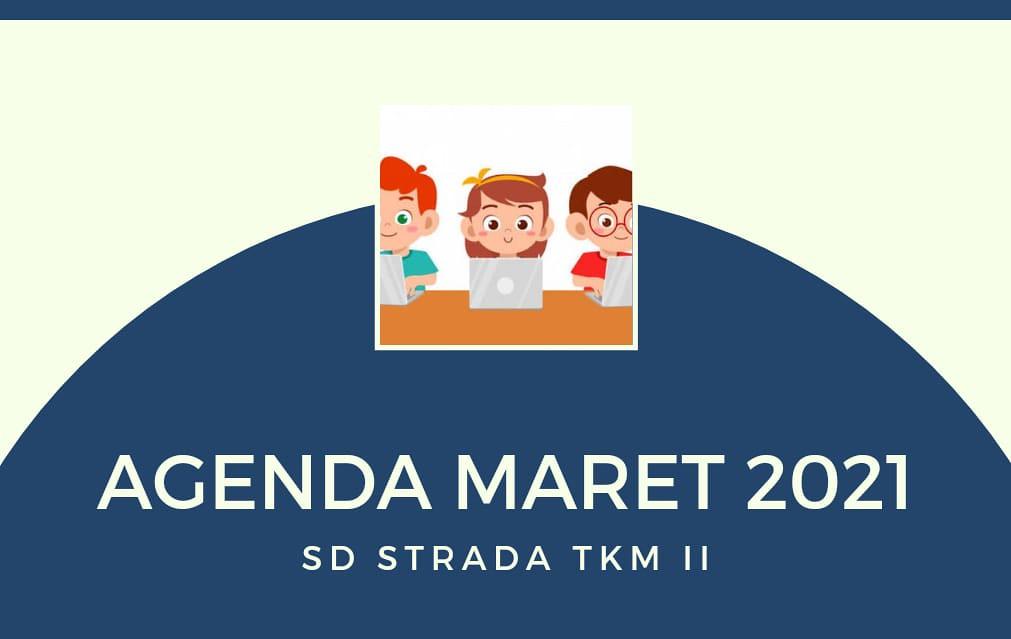 Agenda Maret 2021