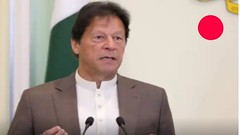 Speech of PM Imran Khan gone serious