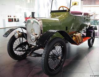 1914 Wanderer 5-15 PS Typ W3 Puppchen _a