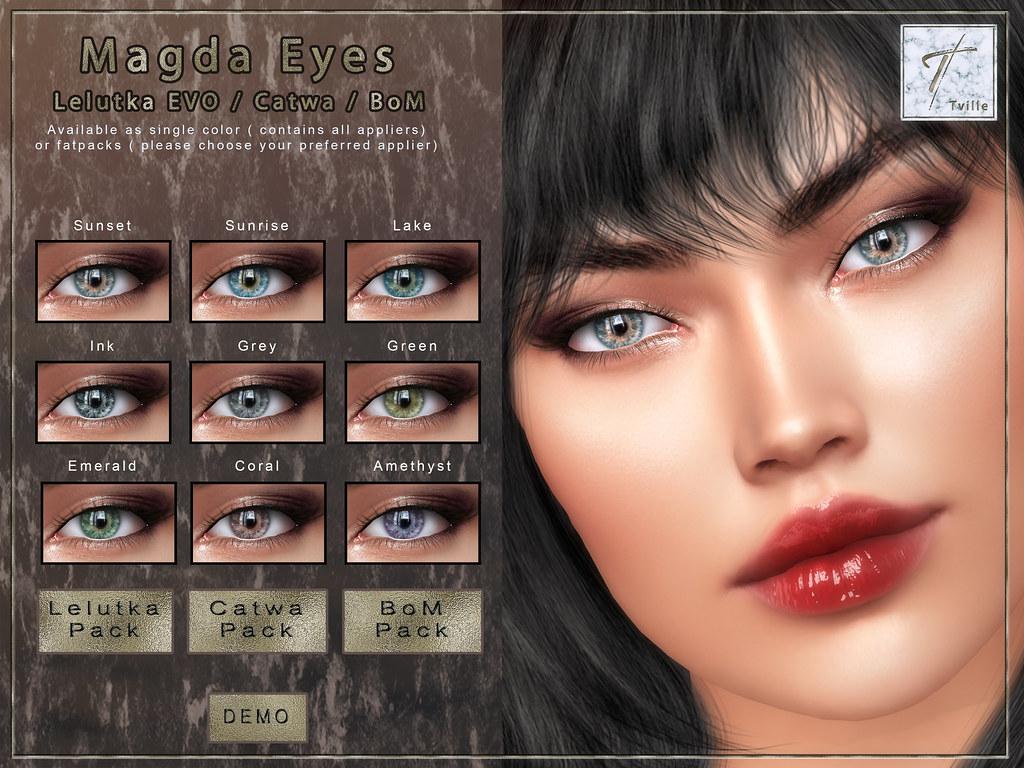 Tville - Magda Eyes