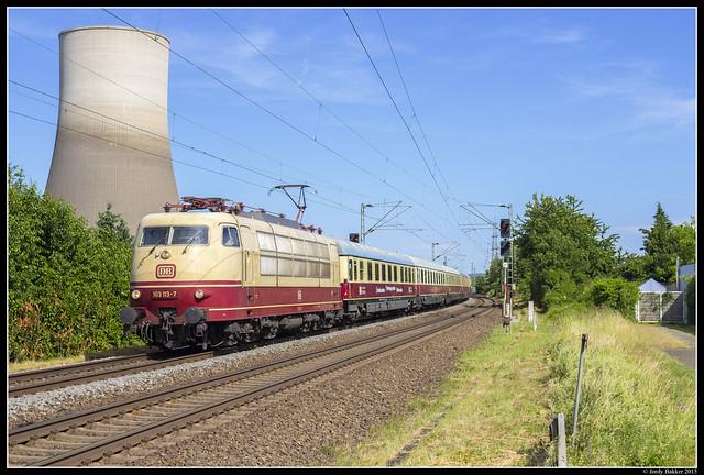 DB 103 113, Weißenthurm