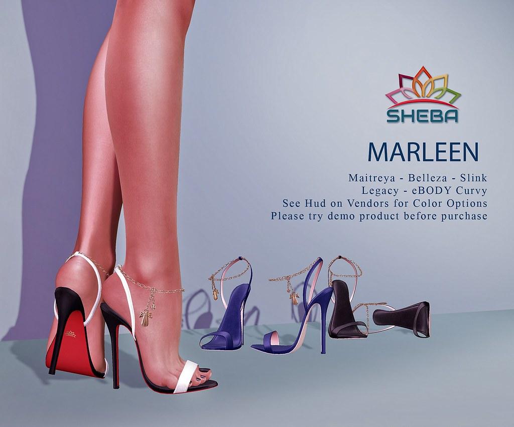 [Sheba] Marleen Heels @FBF Sale