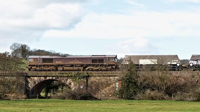 66746 - Royal Scotsman
