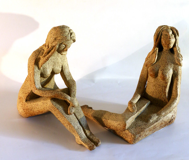 היוצרות המודרניות האמניות הישראליות יוצרת מודרנית rachel frank רחל פרנק פסלת ישראלית