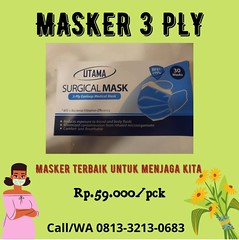 Sudah Pasti Aman, Call 0813-3213-0683, Masker Kesehatan