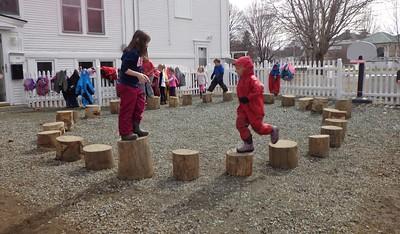 stump walking