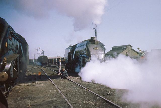 Ferryhill Aberdeen Scotland 29th June 1966