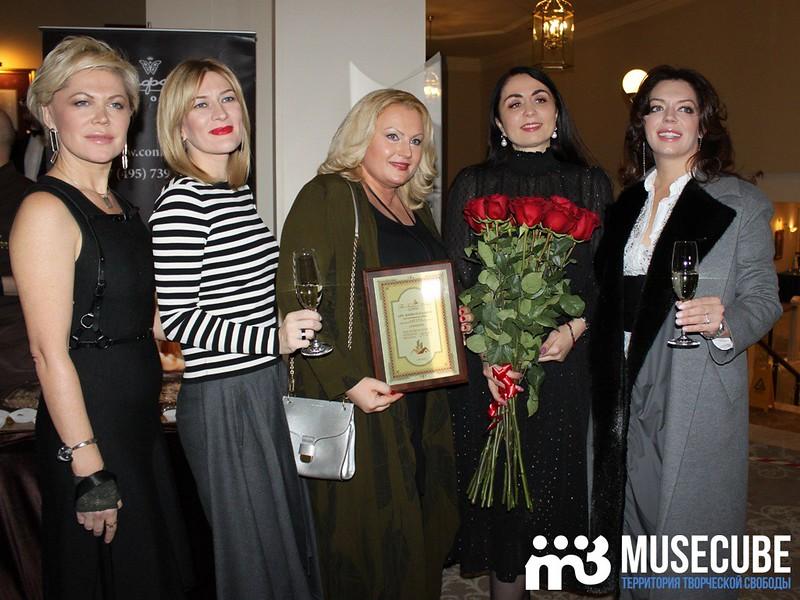 Светлана Голякова, Екатерина Калинина, Карина Мартиросян, Марина Мелехова