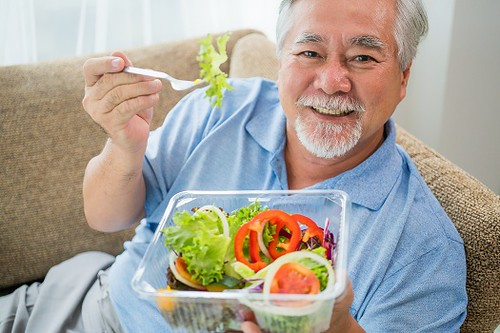 The Benefits of a Healthy Diet: Eating & Aging Well