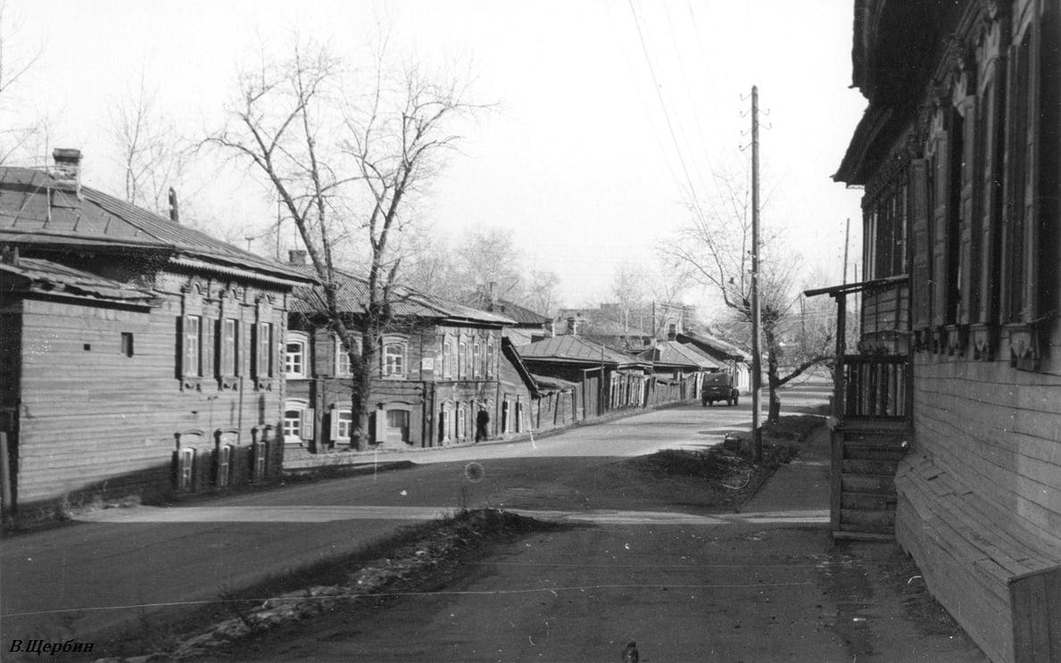 1975. Улица Подгорная