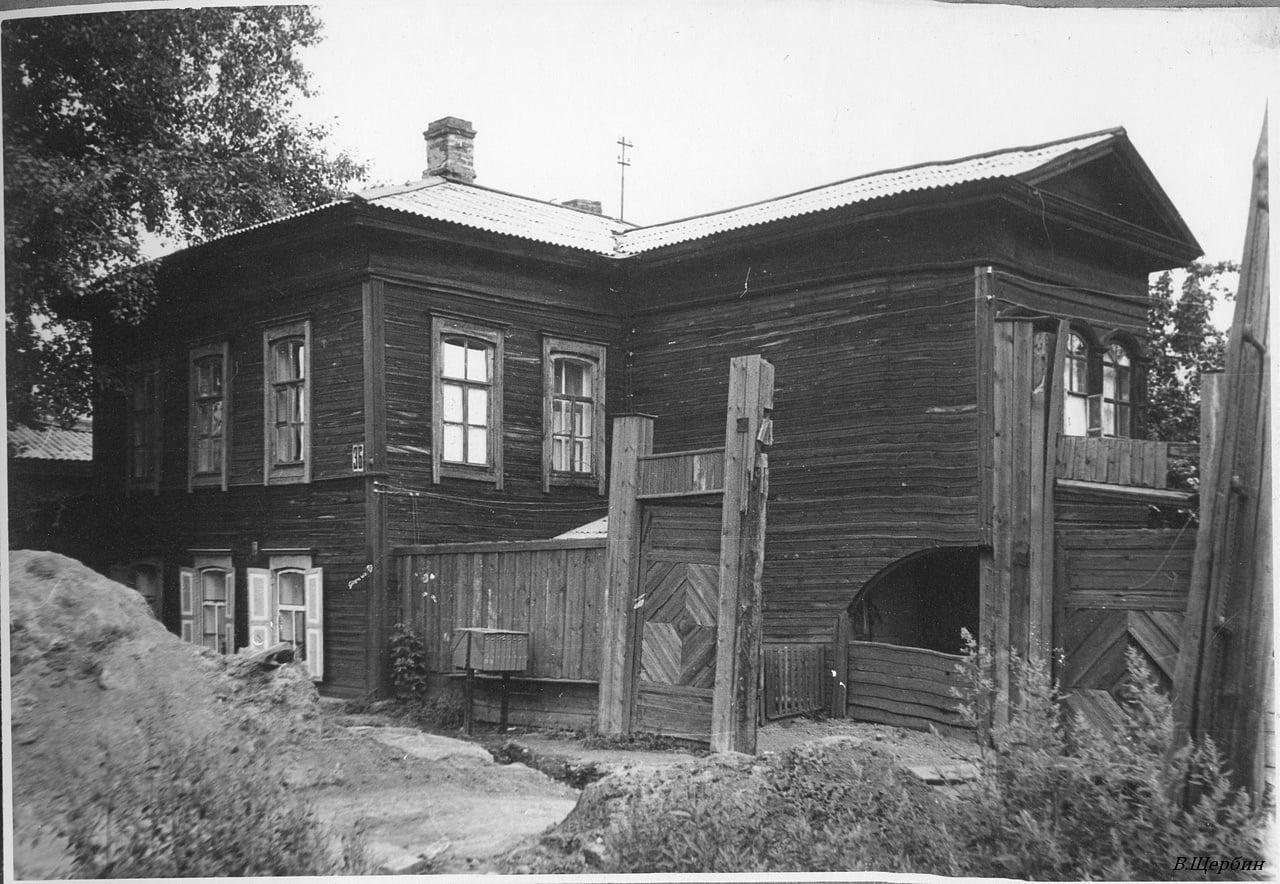 1975. Дом №36 по улице Софьи Перовской