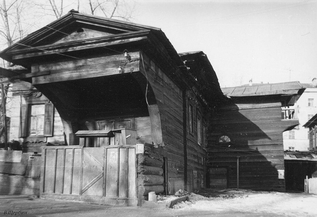 1975. Дом №31 по улице Карла Либкнехта