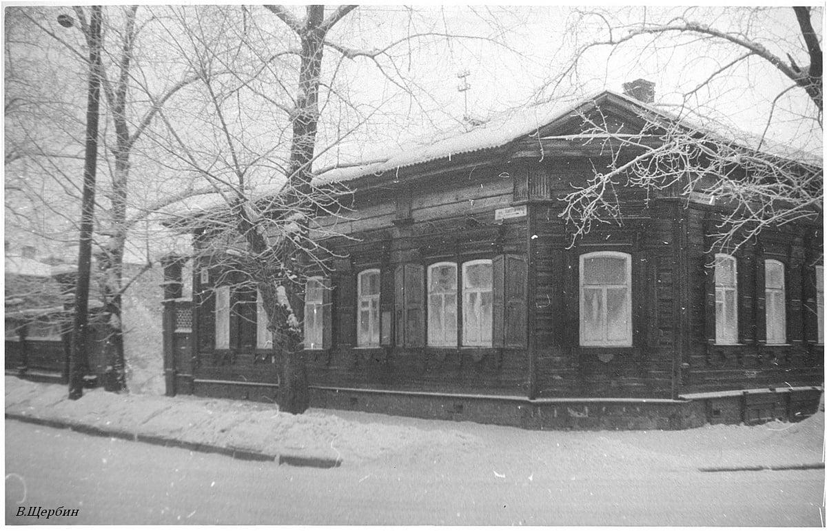 1975. Дом №6 по улице Халтурина