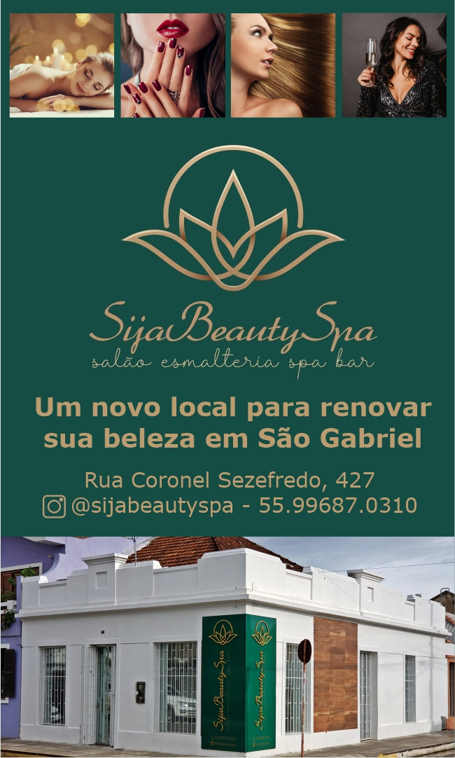 Sija Beauty Spa - Salão, Esmalteria, Spa e Bar