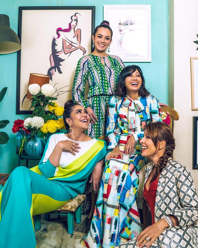 Syomirizwa Gupta Lancarkan Koleksi Raya Dengan Tema THE AMPANG GIRLS