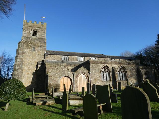 Churchtown - Church & Graves 210122