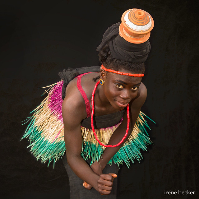 Gbagyi  Dancer