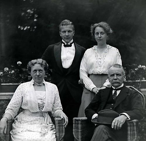 Het gezin De Goeijen.